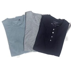 Five Four Menlo Club t-shirt bundle size XL